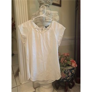 Express white blouse